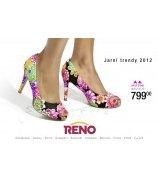 779c9e8f1e3a Jarní kolekce Reno obuv 2012