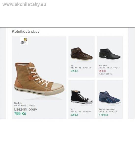 92fdd716beed Deichmann Pánská obuv