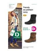 9b99c3b1e6 aktuální katalog Deichmann · leták Deichmann - trendová obuv