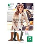 9c930b556cb1 Deichmann katalog - podzimní obuv