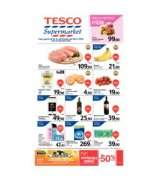 Tesco supermarkety od 24.6.2015
